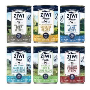 ZIWI Peak Canned Dog Food