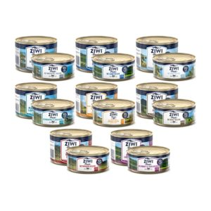 ZIWI Peak Premium Canned Cat Food